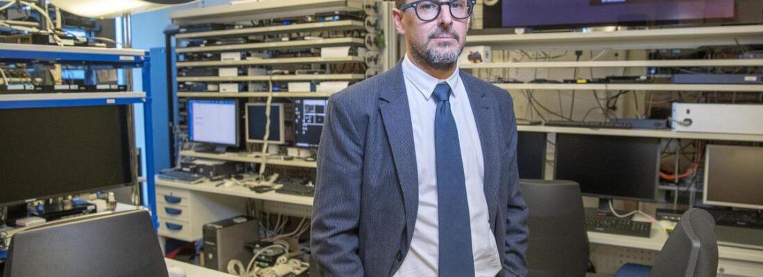 Pascal Metral Nagra